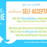 Save the Date for a Self-Acceptance Twitter Party!