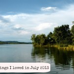 10 Things I Loved In July 2013