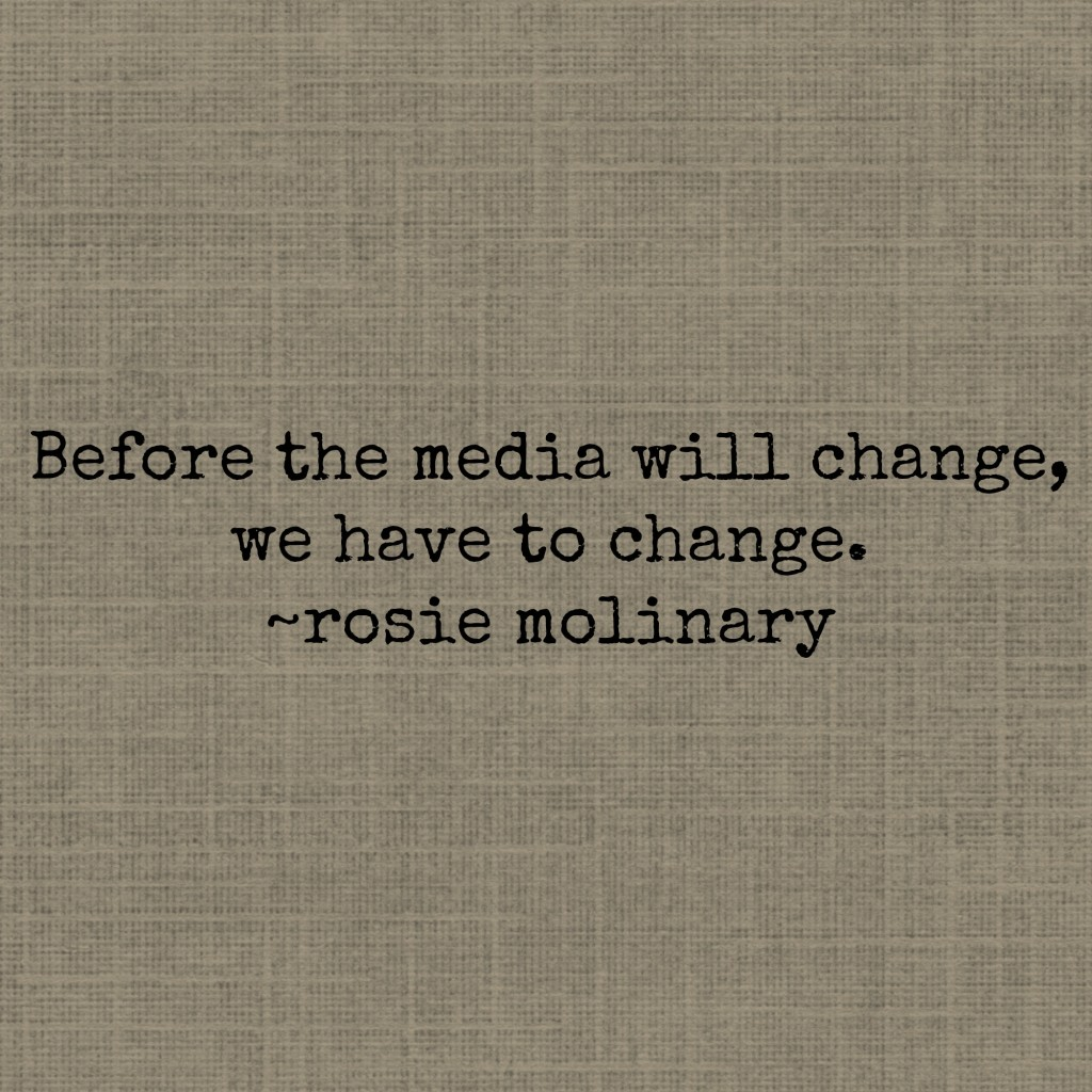 we have to change