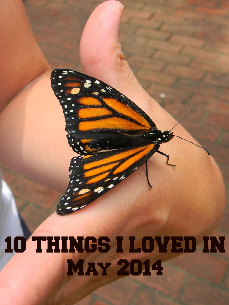 10 things I loved in May 2014