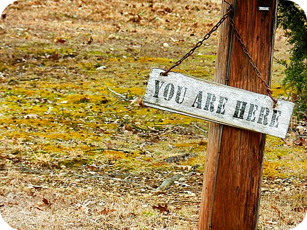 you are here update