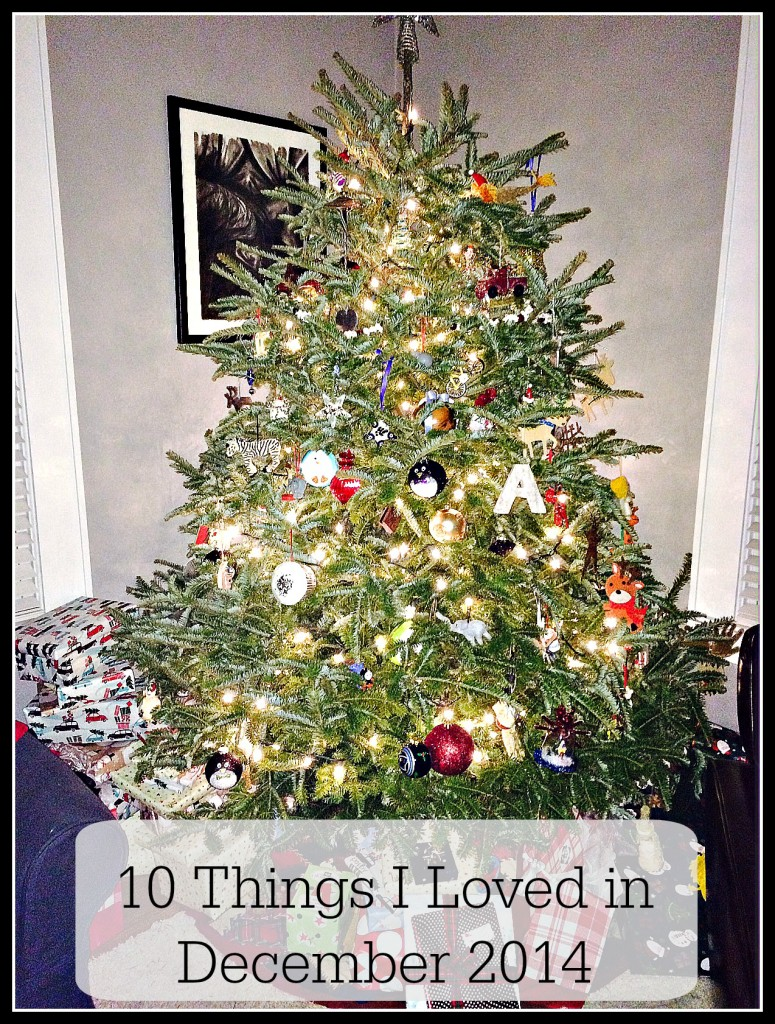 10 things I loved in december 2014